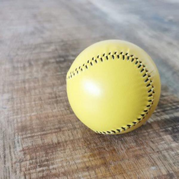 Final Load Ball Leather Yellow (5.7 cm) by Leo Sme...