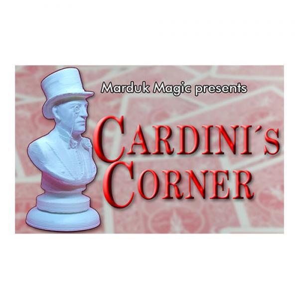 CARDINI'S CORNER by Quique Marduk and Juan Pablo I...