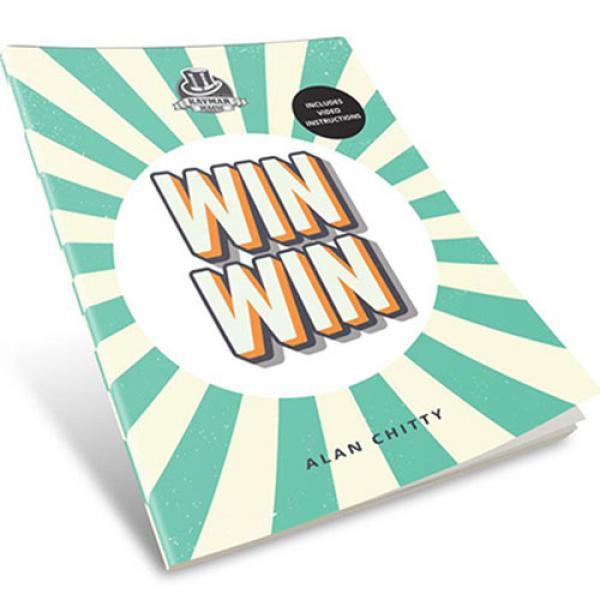 WIN WIN (Gimmick and online instructions) by Alan ...