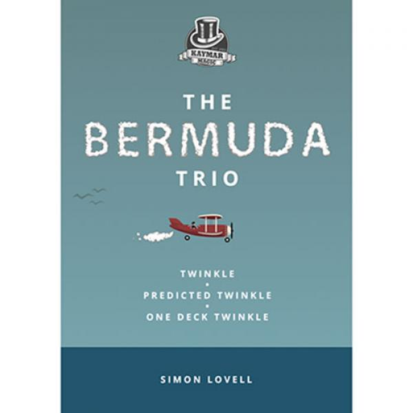 The Bermuda Trio booklet (Gimmick and online instr...