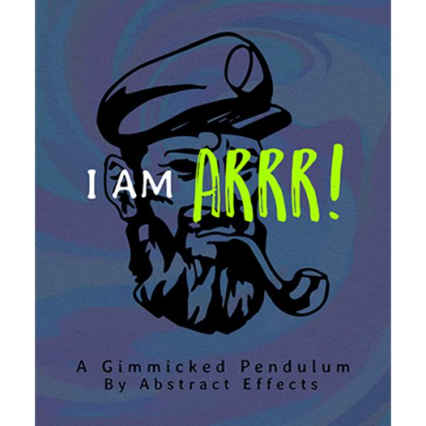 I am ARRR (Gimmicks and Online Instructions) by Ab...