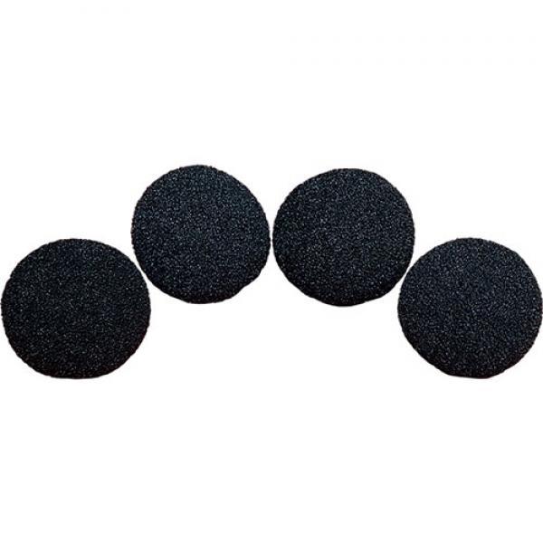3 inch High Density Ultra Soft Sponge Ball (BLACK)...