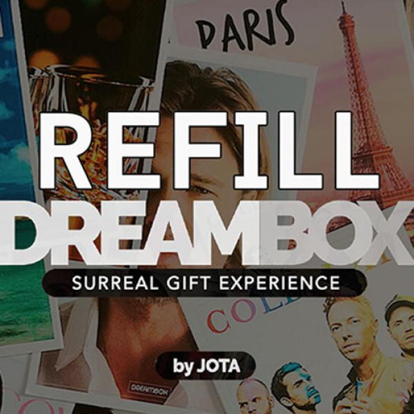 DREAM BOX GIVEAWAY / REFILL by JOTA