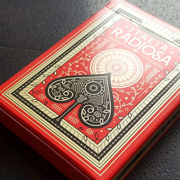 Italia Radiosa Playing Cards by Thirdway Industries