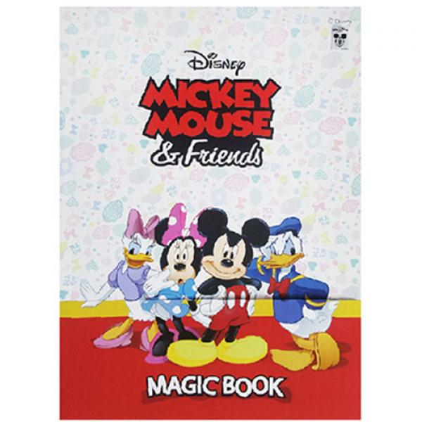 Magic Coloring Book (DISNEY) by JL Magic