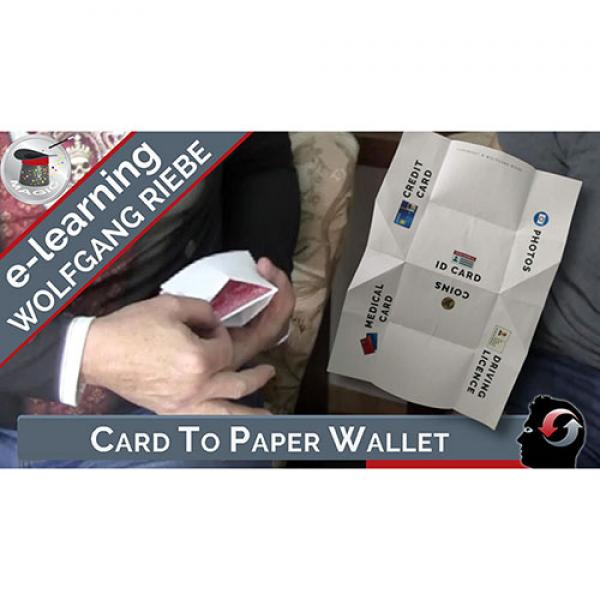 Card to Paper Wallet by Hans Trixer/Wolfgang Riebe...