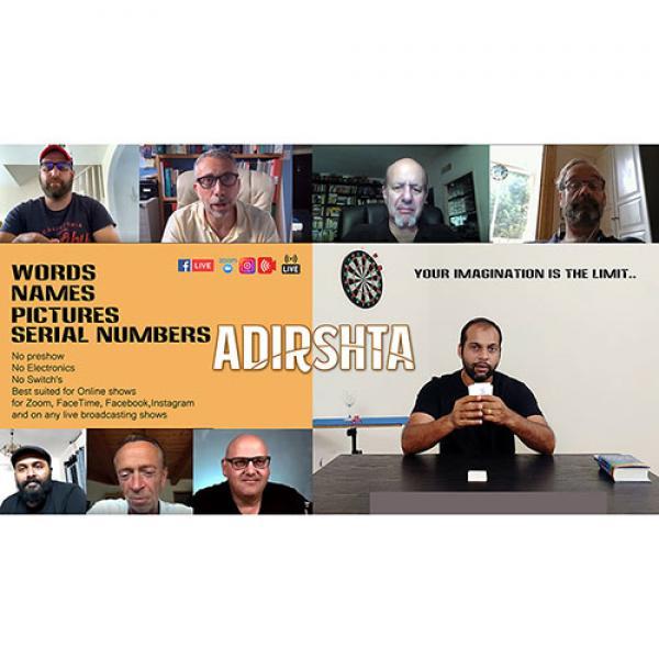 Adirshta - The Unseen by Shibin Sahadevan video DO...