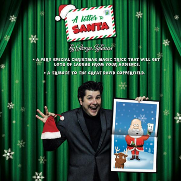 A LETTER TO SANTA! by George Iglesias & Twiste...