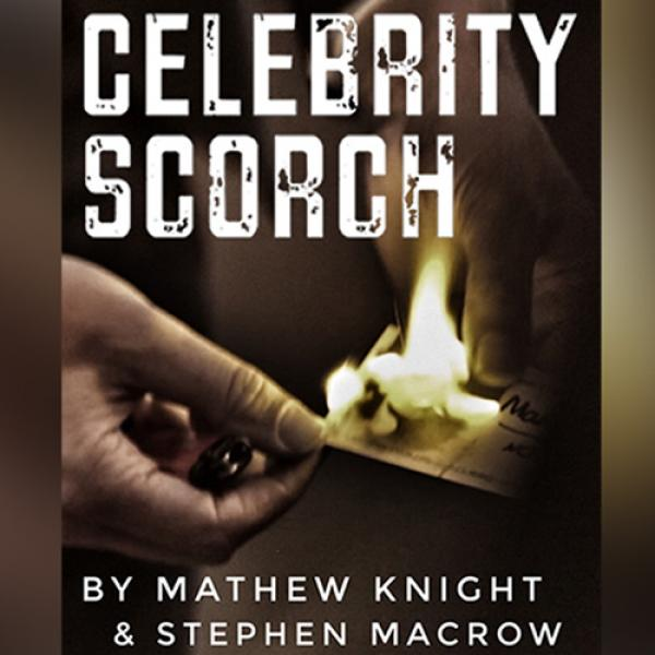 Celebrity Scorch (Arnold and Marilyn ) by Mathew Knight and Stephen Macrow
