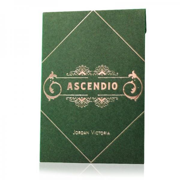 Ascendio by Jordan Victoria