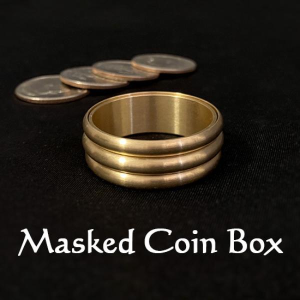 Masked Coin Box