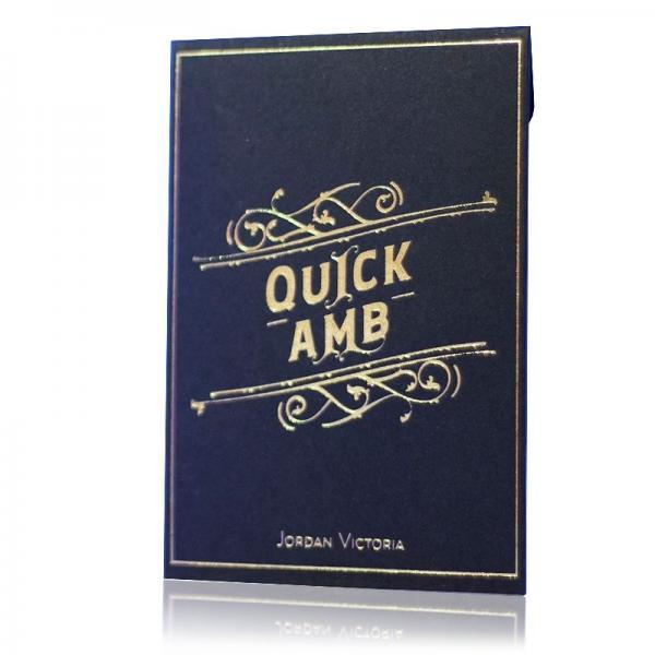 Quick-Amb by Jordan Victoria - Red