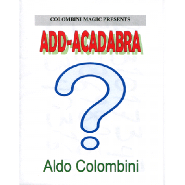 Add-Acadabra by Wild-Colomnini Magic