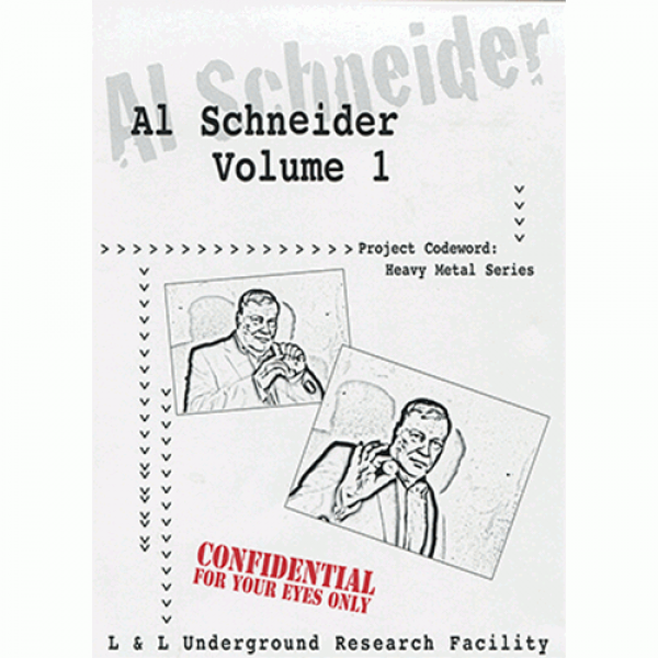 Al Schneider Heavy Metal Series by L&L Publish...