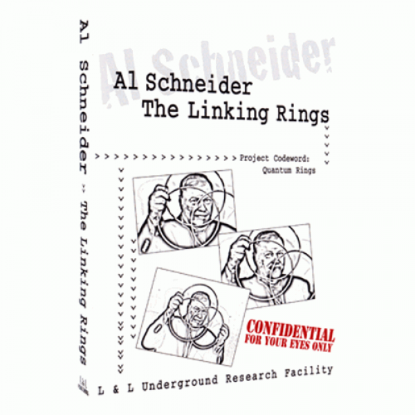 Al Schneider Linking Rings by L&L Publishing v...