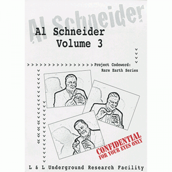 Al Schneider Rare Earth Series by L&L Publishi...