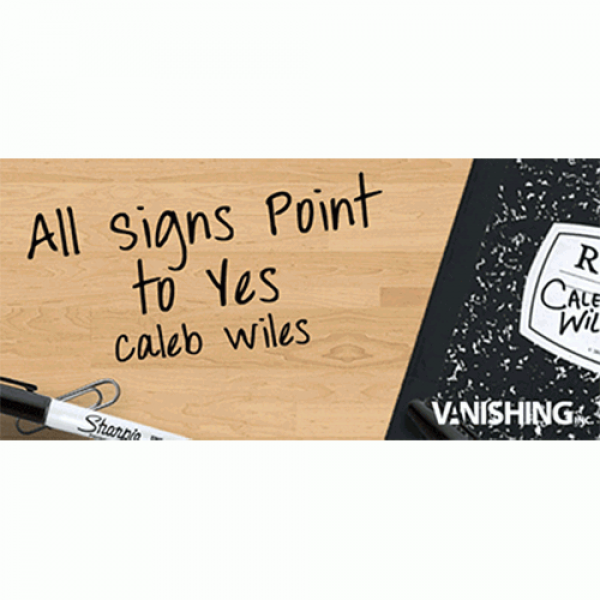 All Signs Point To Yes by Caleb Wiles and Vanishin...