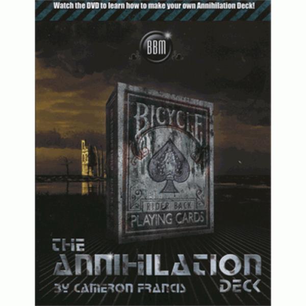 Annihilation Deck by Cameron Francis & Big Bli...