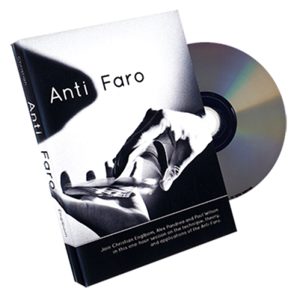 Anti-Faro by Christian Engblom - DVD