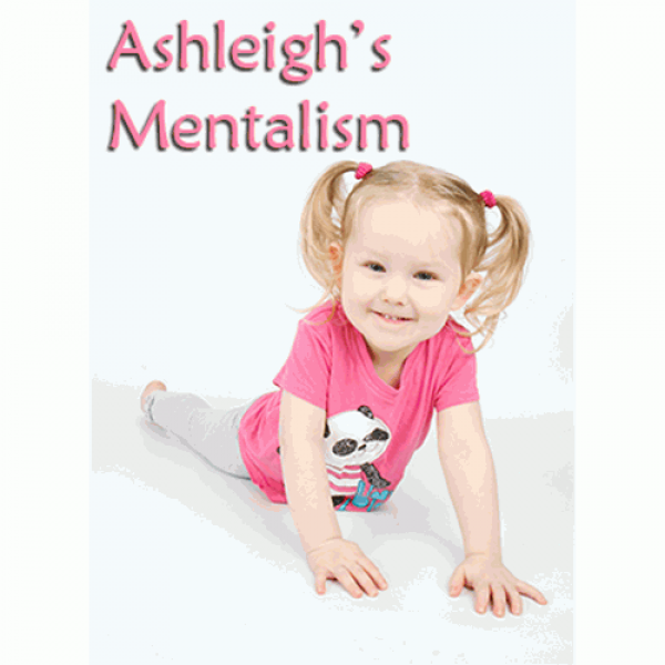 Ashleigh's Mentalism Book Test by Jonathan Ro...