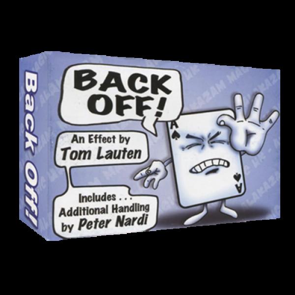 Back Off by Tom Lauten