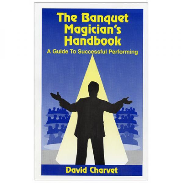 Banquet Magician's Handbook by David Charvet - Boo...