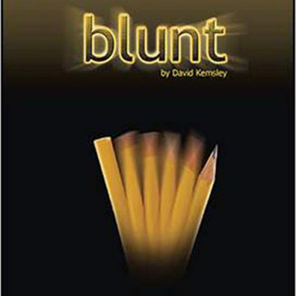 Blunt by David Kemsley