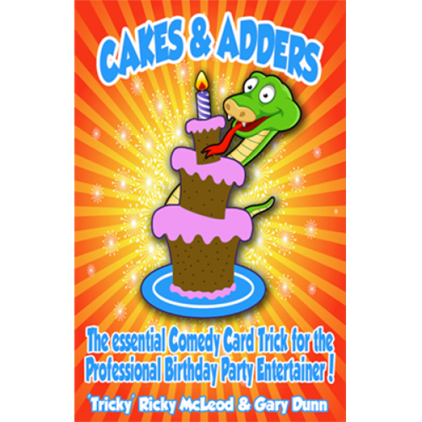 Cakes and Adders by Gary Dunn and World Magic Shop...
