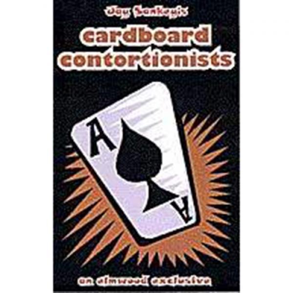 Cardboard Contortionist - Jay Sank