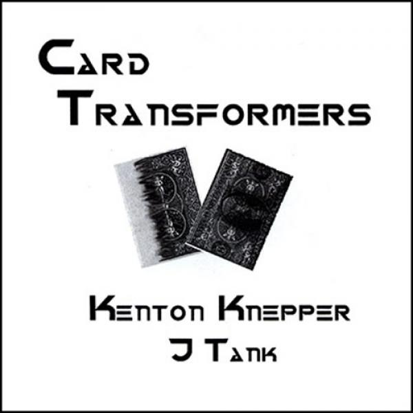 Card Transformers by Kenton Knepper