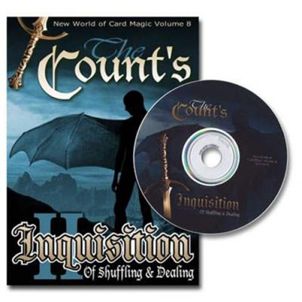 Counts Inquisition of Shuffling and Dealing: Volume Two by The Magic Depot