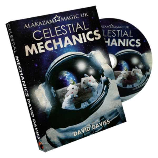 Celestial Mechanics by Dave Davies and Alakazam Ma...