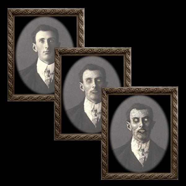 Changing Portrait - Uncle Kurt (5 x 7) by Eddie Al...