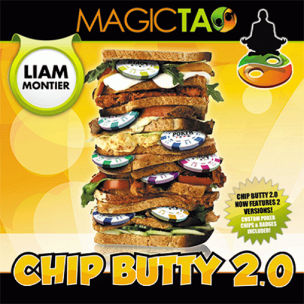 Chip Butty 2.0 (Red) by Liam Montier and MagicTao