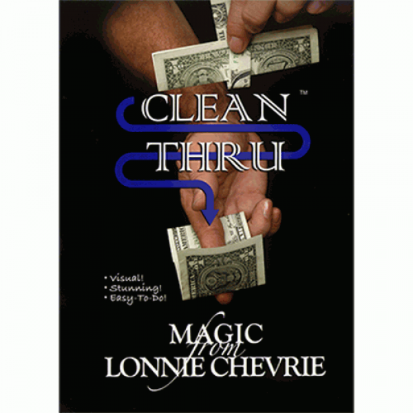 Clean Thru - Clear Thru by Lonnie Chevrie and Kozm...