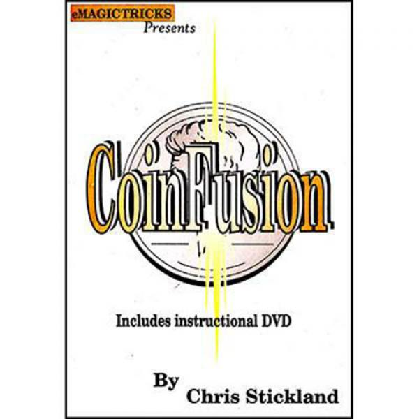 Coin Fusion (US Half Dollar) by Chris Stickland