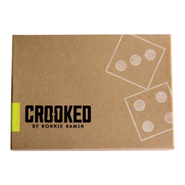 Crooked by Ronnie Ramin - DVD and Props