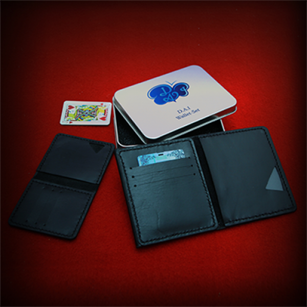 D.A.I. Wallet Set- by WorkShop Of Mystery