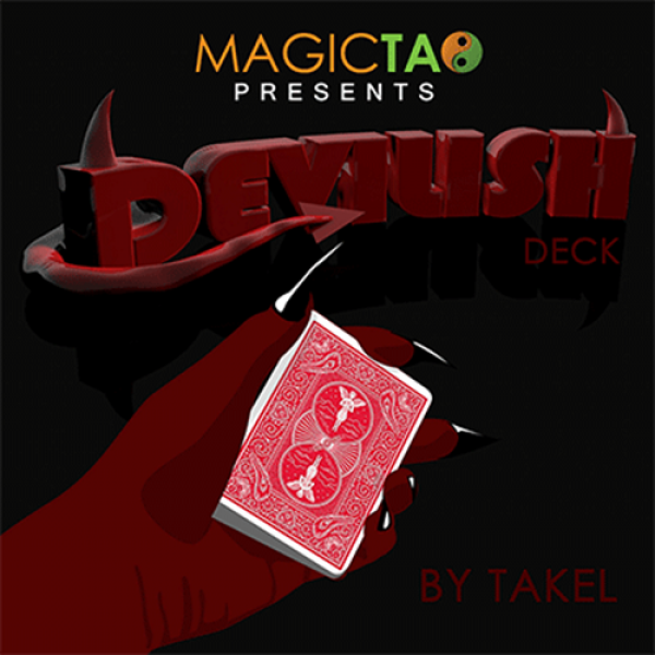 Devilish Deck (Red) by Takel and MagicTao