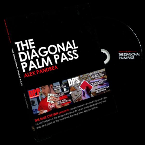 The Diagonal Palm Pass by Alex Pandrea - DVD