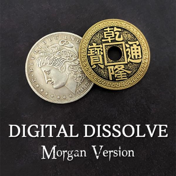 Digital Dissolve - Morgan Version