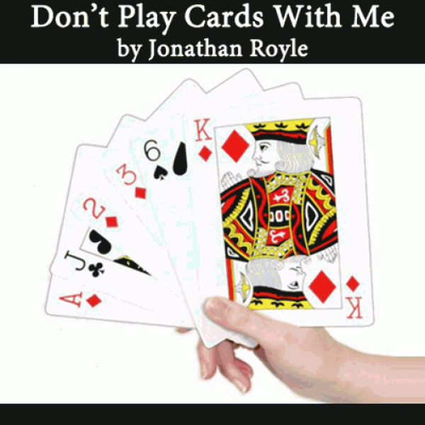 Don't Play cards With me by Jonathan Royle eB...