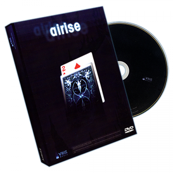 Airise Rising Card - DVD and Gimmick