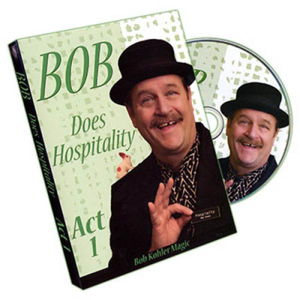 Bob Does Hospitality - Act 1 by Bob Sheets - DVD