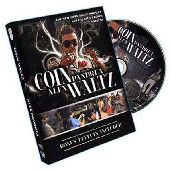 Coin Waltz (DVD and Gimmick)by Alex Pandrea and Th...