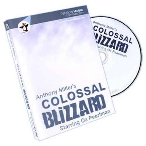 Colossal Blizzard by Anthony Miller and Penguin Ma...
