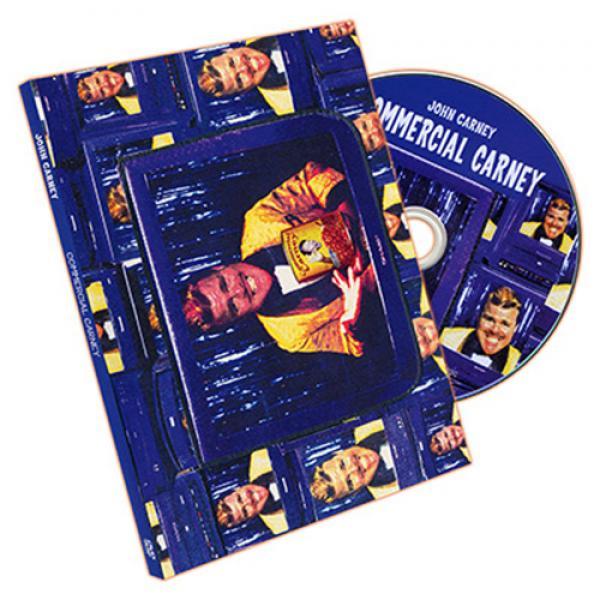 Commercial Carney by John Carney - DVD