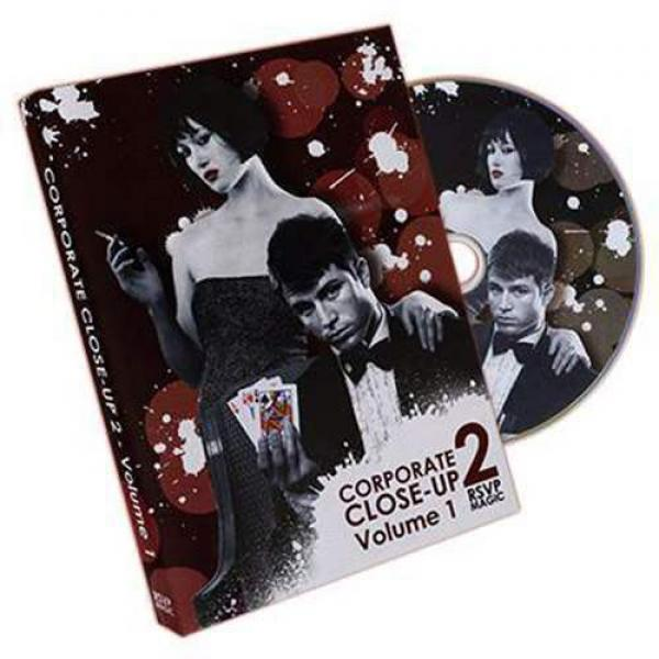 Corporate Close Up II Volume 1 by RSVP - DVD