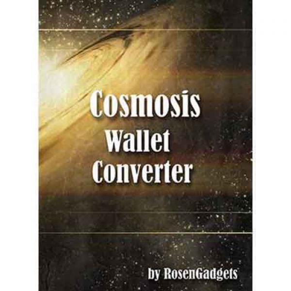 Cosmosis Wallet Converter by Rosengadgets - NO Wallet - Converter and DVD