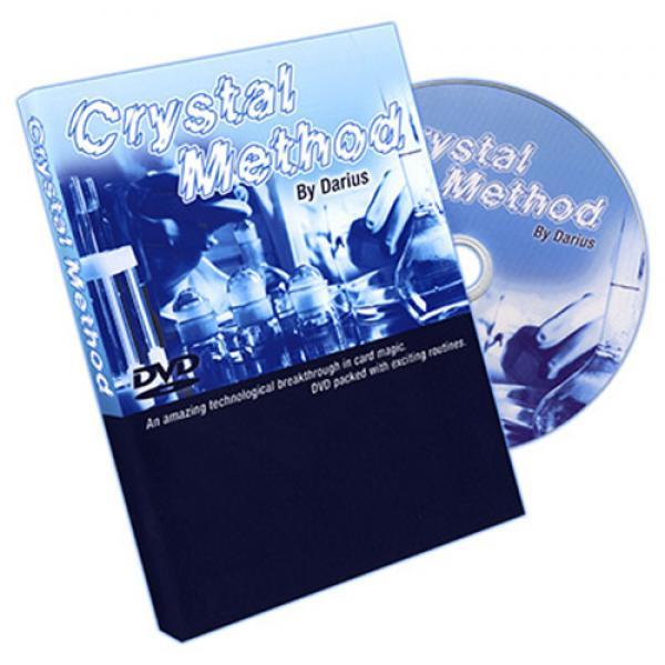 Crystal Method (Deck and DVD) by Darius - DVD